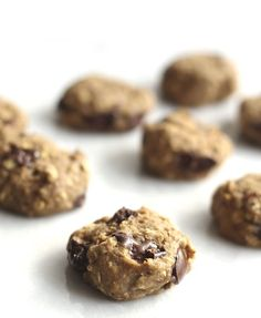 Banana Nut Protein Cookies #vegan #glutenfree #recipe