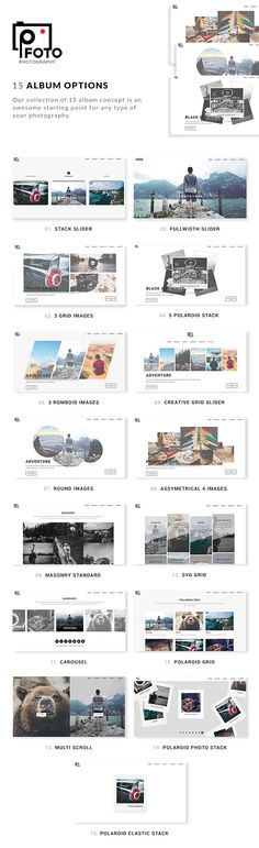 Foto is the perfect WordPress theme to bring your images and art to life -- https://themeforest.net/item/foto-photography-wordpress-themes-for-photographers/18264693?ref=fisihsani