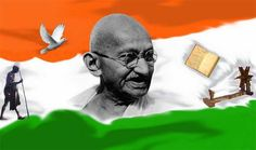 Follow the path of truth. Spread the great ideas of Bapu to inspire everyone. #HappyGandhiJayanti <br>http://pic.twitter.com/9RBt8YEQXh