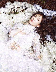Snsd - Kim Taeyeon #CeCi #Magazine