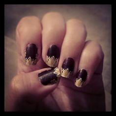 Marchesa nails