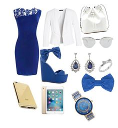 """#Businesswoman getting paid lol made by my best friend Anaya"" by faithboge-1 on Polyvore featuring White House Black Market, Privileged, Sole Society, Fendi, Kate Spade, Goldgenie, Missoni, Porsamo Bleu, women's clothing and women's fashion"