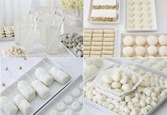 White Candy Bar