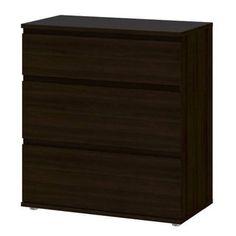 Tvilum Aurora 3-drawer Wide Chest