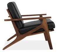 Sanna Leather Chair  - Room & board