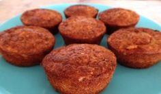 Havermout muffins met appel en kaneel #oatmeal #muffins #healthyfood