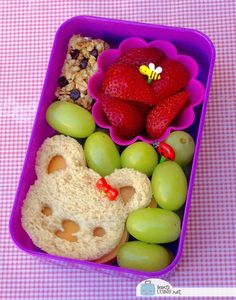 BentoLunch.net - What's for lunch at our house: Lunchtime Fun and New Bento Box Ideas with @hhgregg