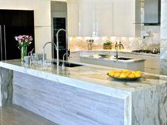 A dream kitchen in a high rise in Sunny Isles Beach Florida! Condos305.com