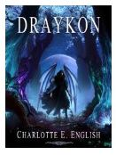 Draykon is the story of an introverted woman (who has wings) who finds an interesting gemstone and sells it as jewellery. Demand sky rockets. Then people start dying for it. Read the review at my blog.