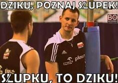 Volleyball Team, Best Memes, Haha, Jokes, Humor, Polish, Fitness, Funny, Sports