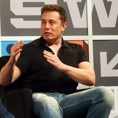 America's business entrepreneur is now thinking about building and electric pickup truck. Elon Musk Quotes, Ronaldo Shirt, Electric Pickup Truck, Elon Musk Tesla, Tesla Motors, Ford Pickup Trucks, Truck Camping, Hello Beautiful, Steve Jobs