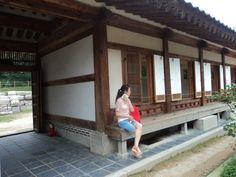 【景福宫】天很热 덥다