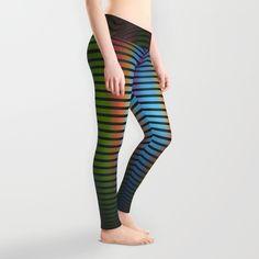 Society6 introduce los leggings