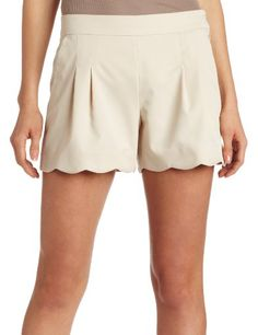 scallop shorts ♥