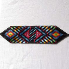 Bead Loom Patterns, Peyote Patterns, Beading Patterns, Beaded Jewelry, Beaded Bracelets, Native American Beading, Loom Beading, Seed Beads, Sunglasses Case