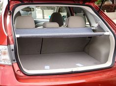 Tutorial: DIY trunk shade for a hatchback