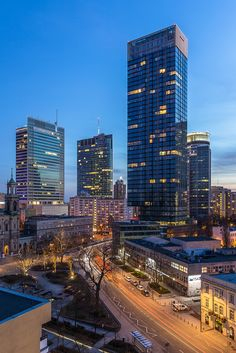 City Aesthetic, Tear Down, Beautiful Buildings, Warsaw, Cosmopolitan, Places To Travel, Poland, Multi Story Building, Europe