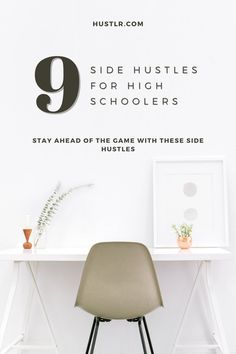 Want your high school kids to understand the real world while making some extra cash? Here are a few jobs for your kid to start off with.   #younghustler #hustle #sidejob #sideincome #getrich #entrepreneur