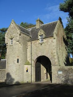 CLAN MUIR  Rowallan Castle     Said to have been built in the 13th century, Rowallan was the birth place of Elizabeth Muir, the first wife of Robert II of Scotland. The Muir family counts many famous writers, historians, and composers in their family.