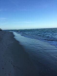 O mar da barra