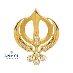 Guru Nanak Diamond Pendant Made in Real Diamond and Gold.Customize As Per your Style and Budget.Get Exact Diamond Quality and weight. Jewelry Shop, Jewelry Stores, Gold Jewelry, Jewelry Design, Eagle Wallpaper, Henna Designs, Coat Of Arms, Diamond Pendant, Jewelry Collection