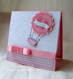 IC380 Sweet Baby by Weekend Warrior - Cards and Paper Crafts at Splitcoaststampers