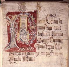 Henry VIII, 1517, Coram Rege Rolls. National Archives Reference:  KB 27/1024.