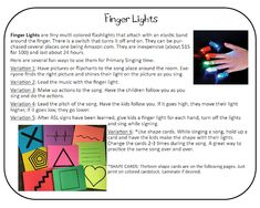 LDS Primary Chorister Ideas by Sheree Peterson Primary Songs, Primary Singing Time, Lds Primary, Learn Sign Language, Primary Chorister, Finger Lights, Memory Games, How To Memorize Things, Lyrics