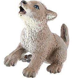 Safari Ltd Wild Safari North American Wildlife Wolf Pup
