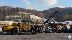 Gebrauchter Bohrwagen Atlas Copco L2C Rocket Boomer http://www.ito-germany.de/kaufen/bohrwagen  zu verkaufen #Bilder #Odenwald #Baumaschine #boomer #drill
