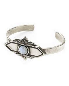 Pamela Love Shield Cuff With Moonstone | LuckyShops