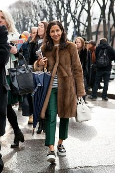 Milan Fashion Week Fall 2013 | Vanity Fair