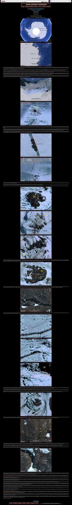 Antarctic Mysteries 2