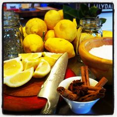 Recipe Redux Preserved Lemons – by Emma Stirling APD Editor
