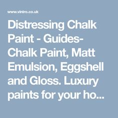 Have you ever wondered how to distress an item that you have painted in chalk paint? This guide will explain everything to you. Distressing Chalk Paint, Wipe Away, Free Coloring, Decorating Your Home, Articles, Painting, Painting Art, Paintings, Painted Canvas
