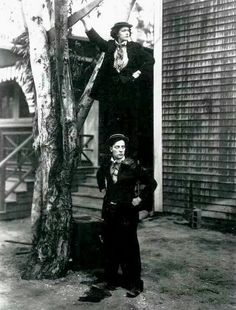 Buster & Viola, 1920