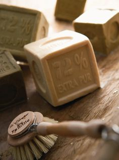 Soap Cube in Olive Oil or Palm