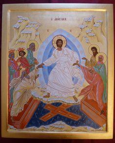 L'Anastasis (Résurrection)