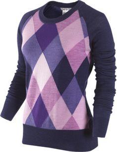 Tommy Hilfiger Women's Argyle Sweater Vest Misses Large Green Blue ...