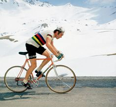 As the Tour reenters the Alps, we look to Eddy Merckx, the greatest cyclist of all time.