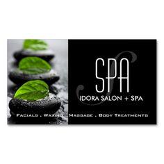 Massage therapist spa business card template spa business cards spa and massage business card template flashek Choice Image