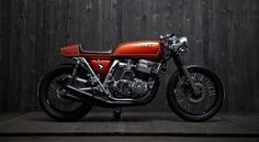 1975 Honda CB750 Super Sport by Twinline Motorcycles