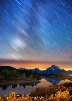 Heavens Rains by Darren White