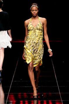 Shana @ Mercedes Benz Fashion Week 2013 - Cape Town, South Africa
