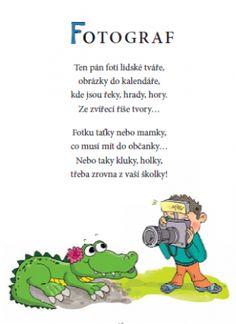 básničky pro děti - Hledat Googlem Disney Characters, Fictional Characters, Preschool, Feelings, Preschools, Kinder Garden, Kindergarten, Fantasy Characters, Pre K