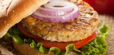 Smokin' Veggie Burger recipe from HERB