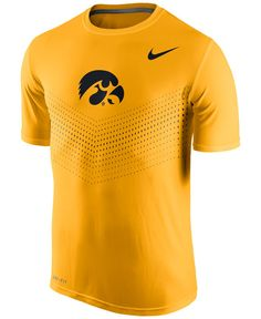 53b9960e Nike Men's Iowa Hawkeyes Legend Sideline T-Shirt & Reviews - Sports Fan  Shop By Lids - Men - Macy's