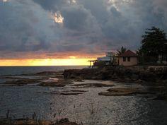 Here is where he proposed. Treasure Beach in Jamaica #LuxBride