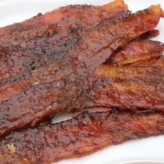 You will love this candied bacon recipe. Easy caramelized bacon recipe is a crowd pleaser. Candy bacon is the best recipe. Learn how to make candied bacon Easy Bacon Recipes, Cooking Recipes, Pork Recipes, Cooking Bacon, Fun Recipes, Cake Recipes, Dessert Recipes, Bacon Appetizers, Appetizer Recipes