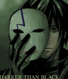 Darker than Black I don't even care if it makes me a super nerd. This is an awesome show.